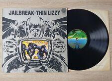 Thin Lizzy: Jailbreak ~ Original Vinyl LP ~ Vertigo 9102 008 ~ VG ~ Rock