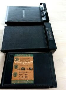 Fujifilm Back Holder PA-45 4x5 PA145  polaroid 4x5 set of 3 for parts removal.