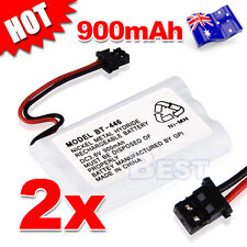 2X 900MAH 3.6V for UNIDEN BT-446 CORDLESS PHONE REPLACEMENT BATTERY