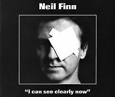 Neil Finn - I Can See Clearly Now (Rare 1998 CD 90s Crowded House Split Enz)