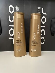 Joico K-Pak Shampoo Repair Damage Hair 300ml (Bundle Deal) 2 Pack