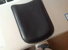 GENUINE Blackberry CURVE 8900 9530 9790 Leather Pouch Case Cover Smartphone