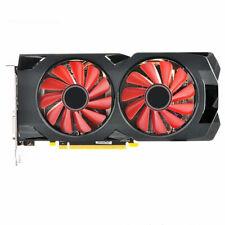 XFX AMD Radeon RX580 2048SP 4GB DDR5 PCI-Express Video Card DP/DVI/HDMI USL!Y