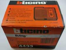 BTICINO LIVING CLASSIC 4433 RIPETITORE DI SEGNALI x RIV.GAS o FUMO TICINO