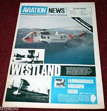 Aviation News 5.7 Westland,Sea King
