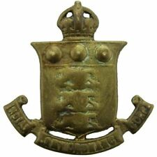 Original WW2 Indian Army Ordnance Corps IAOC India Collar Badge - DB68