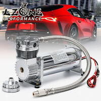 480C Single Compressor CHROME 200 PSI Air Ride Suspension Permanent Magnetic
