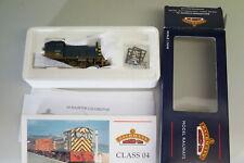 Bachmann h0: 31-340 Shunter Locomotora D2267 Envejecido, Nuevo Embalaje Original