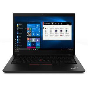 """Lenovo ThinkPad P43s 14"""" WQHD 1.9GHz i7-8665U 16GB 512GB NVIDIA Quadro P520 2GB"""