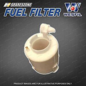 Wesfil Fuel Filter for Hyundai Accent RB Kona OS Santa Fe TM Venue QX