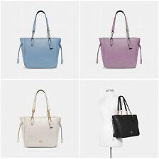 Новый тренер Elle цепочка сумка с короткими ручками галька кожаная сумка через плечо F72650