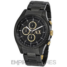 *NEW* MENS ARMANI EXCHANGE THE DRIVER CHRONOGRAPH WATCH - AX1604 - RRP £229.00
