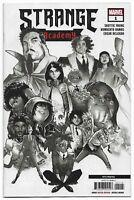 Strange Academy #1 2020 Unread 5th Print Ramos B&W Variant Marvel Skottie Young