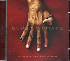 Bobby Womack - The Bravest Man In The Universe (2012 CD) New & Sealed