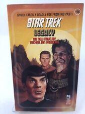 Legacy (Star Trek) 1991 #56 - E11