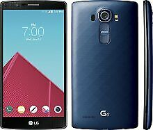 LG VS986 G4 32GB Verizon Wireless 4G LTE Android Smartphone - BLUE