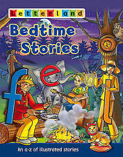 Bedtime Stories (Letterland Picture Books), Maxted, Domenica, New, Paperback