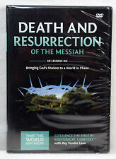 New Death and Ressurection of the Messiah DVD Faith Lessons Vol 4 Ray Vander