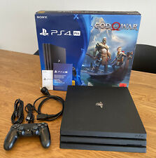 Sony PlayStation 4 ps4 pro 1tb-cuh-7116b, embalaje original, super Estado