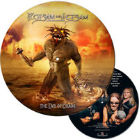 FLOTSAM AND JETSAM - The End Of Chaos - Picture-Vinyl-LP - 884860239714