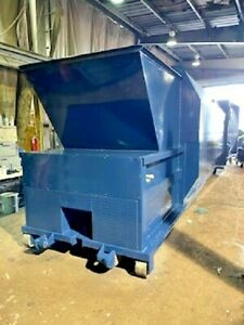 CUSTOM BUILT PTR 350 SELF CONTAINED COMPACTOR