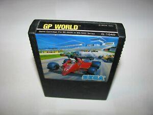 GP World Sega SG-1000 SC-3000 SMS Japan import US Seller