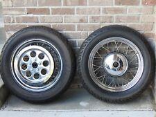 Harley Davidson Softail Wheels Spoke And Tires