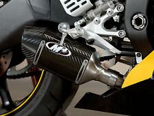 M4 Exhaust Yamaha R6 2006-2016 Street Slayer slip on with CARBON muffler