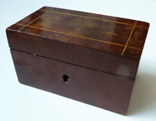 Ancienne petite boite en bois 19e siècle Napoléon III