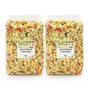 Dried Vegetables Mixed 2kg   Buy Whole Foods Online   Free UK Mainland P&P