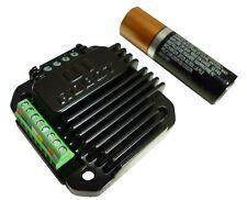 Micro Miniature Integrated Stepper Motor Controller 40 VDC 8A UI Robot 243C08BT