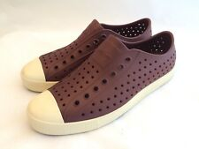 Native Jefferson Purple Shoes size 9M / 11W
