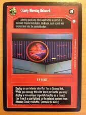 Star Wars CCG Endor Early Warning Network NrMint-Mint SWCCG