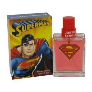 Superman by Marmol & Son 3.4 oz Eau De Toilette Spray