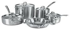 Viking Culinary Professional 5-Ply Stainless Steel Cookware Set, 10 Piece