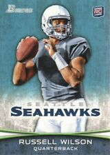 2012 Bowman Football #116 Russell Wilson RC Seattle Seahawks