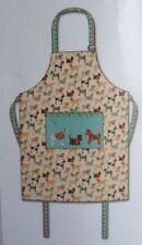 Ulster Weavers Koch Schürze aus Baumwolle Hound Dog Design Hunde 3 Stück
