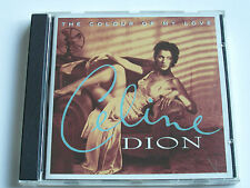 Celine Dion - The Colour Of My Love  (CD Album 1993) Used very good