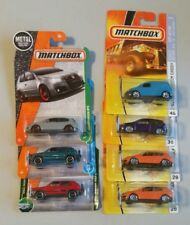 MatchBox Lot of 7  Volkswagen: Golf V GTI, Caddy, GTI, Golf Country