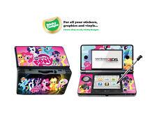 Mi Pequeño Pony Piel de vinilo adhesivo para Nintendo 3ds