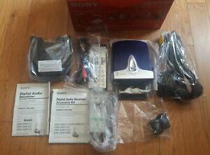 Sony DRN-XM01H2 XM Satellite Radio Kit - Never Used in Open Box
