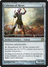 Theros ~ COLOSSUS OF AKROS rare Magic the Gathering card