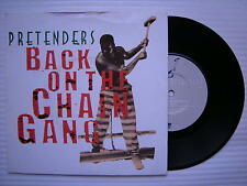 Pretenders - Back On The Chain Gang / My City Was Gone, Real Records ARE-19 Ex