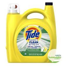 Tide Simply Clean & Fresh HE Liquid , Daybreak Fresh Scent, 89 loads, 138 oz