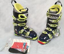 NEW $779 Scarpa Freedom SL Alpine Touring Ski Boots!  Mens  Size Mondo 26