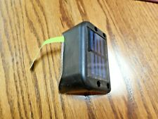 Portfolio Landscape Solar LED Deck Light Kit SET OF 5 Black w/ Instructions NEW!