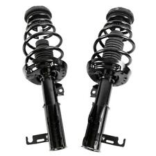 For 13 14 Chevy Malibu Impala Front Strut w/Coil Springs Pair Driver Passenger