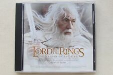 Audio CD - The Lord of the Rings: The Return of the King: Original Soundtrack