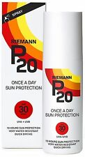 Riemann P20 Once a Day Sun Protection Spray SPF 50+ Very High (100ml)