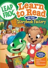 Leapfrog: Learn To Read At The Storybook Factory #2355 - 9/20/2005 DVD Zephyr Ba